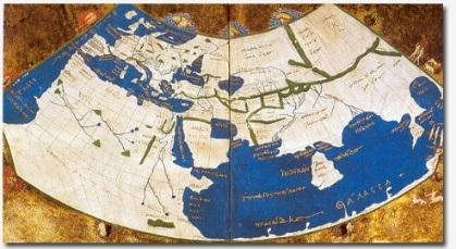Différentes vues de Ptolémée