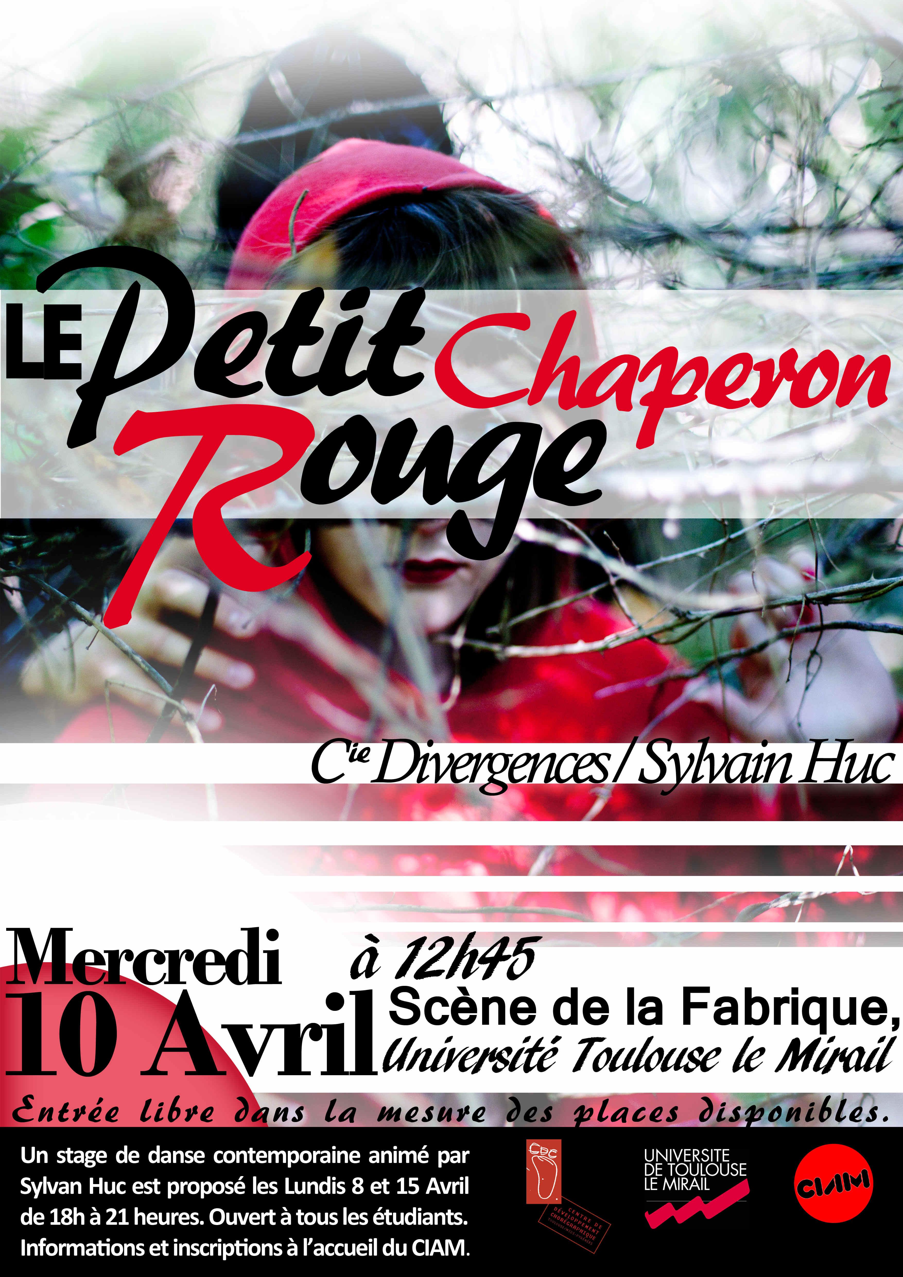 Affiche Petit Chaperon Rouge Mercredi 10 avril 13 .jpg