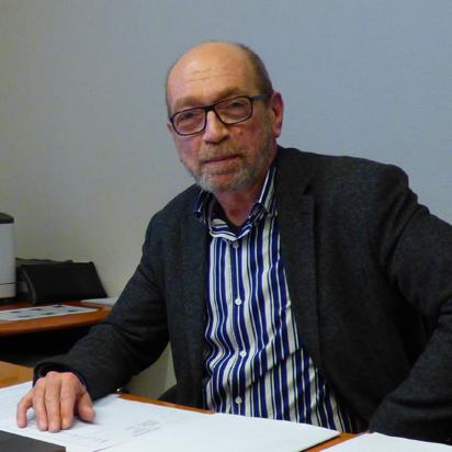 Alexandre Beznosiuk directeur Ensav