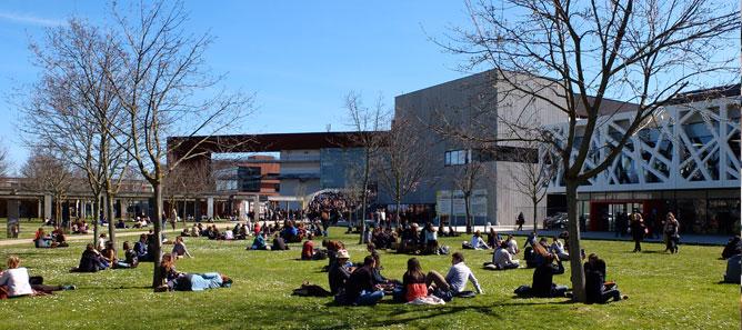 Université Toulouse - Jean Jaurès - Présentation des campus