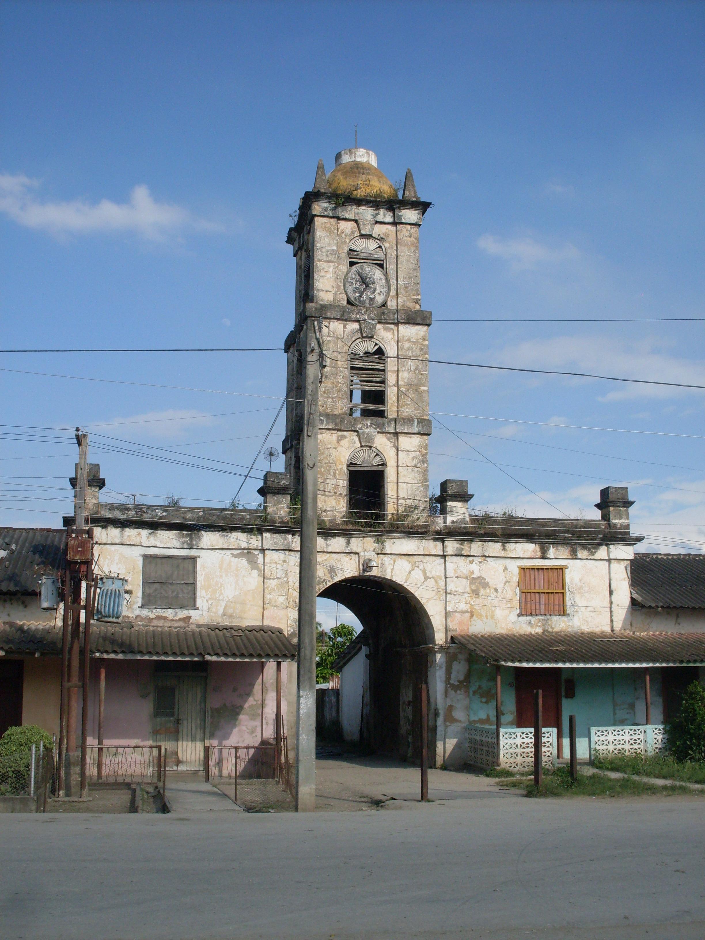 campanario de los barracones, Alava