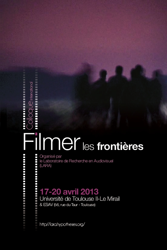 Colloque International : Filmer les frontières